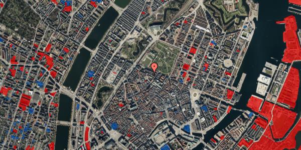 Jordforureningskort på Åbenrå 18, 4. , 1124 København K