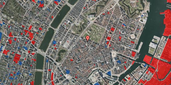 Jordforureningskort på Åbenrå 25, 4. , 1124 København K