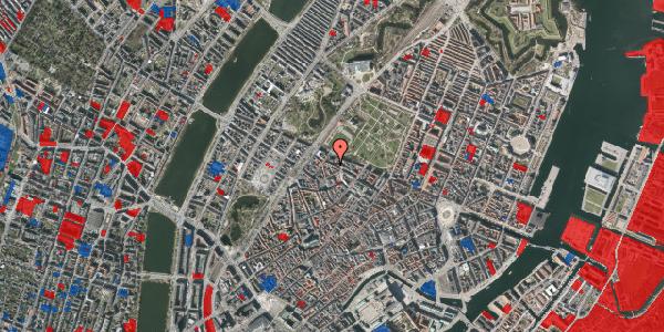 Jordforureningskort på Åbenrå 31, 3. th, 1124 København K