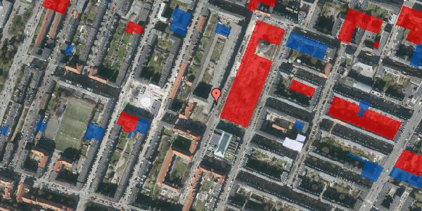 Jordforureningskort på Aksel Møllers Have 24, 4. mf, 2000 Frederiksberg
