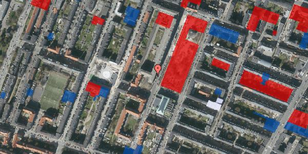 Jordforureningskort på Aksel Møllers Have 24, 5. mf, 2000 Frederiksberg