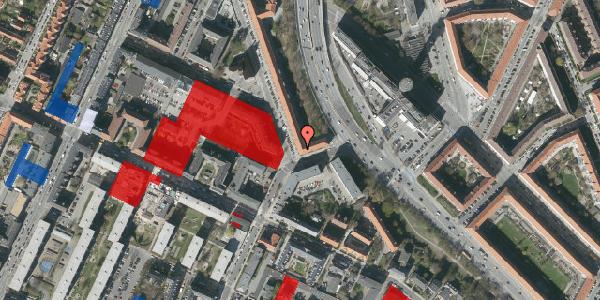 Jordforureningskort på Ane Katrines Vej 2, 2. th, 2000 Frederiksberg