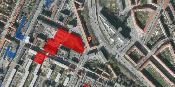 Jordforureningskort på Ane Katrines Vej 6, 1. th, 2000 Frederiksberg