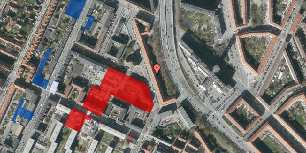 Jordforureningskort på Ane Katrines Vej 14, 4. 3, 2000 Frederiksberg