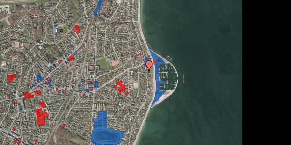 Jordforureningskort på Strandvejen 315, 2920 Charlottenlund