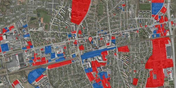 Jordforureningskort på Asylvej 1, st. , 2600 Glostrup