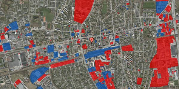 Jordforureningskort på Asylvej 2, 2600 Glostrup