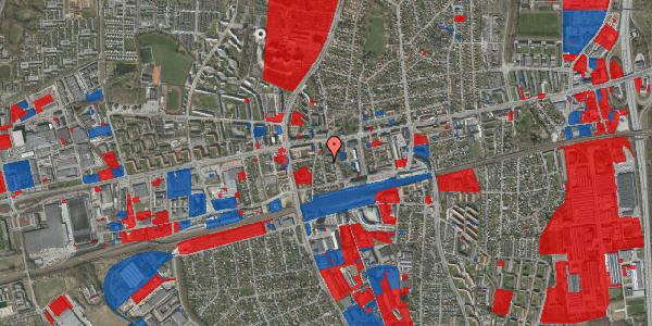 Jordforureningskort på Asylvej 3, st. , 2600 Glostrup