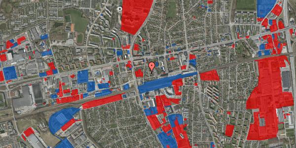 Jordforureningskort på Asylvej 4, 2600 Glostrup