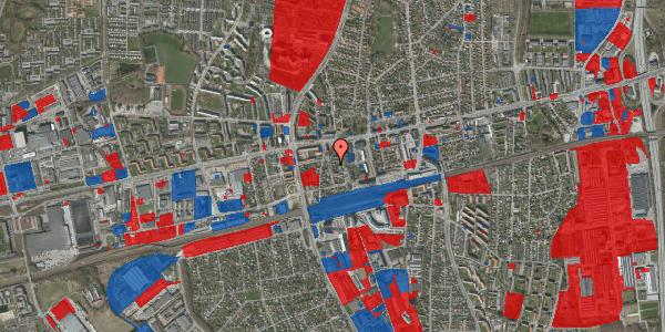 Jordforureningskort på Asylvej 7, 1. , 2600 Glostrup