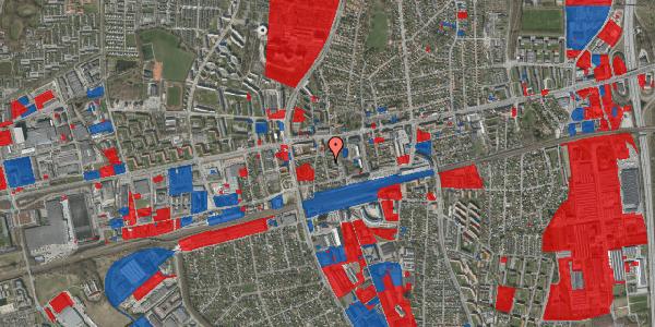 Jordforureningskort på Asylvej 11, st. , 2600 Glostrup