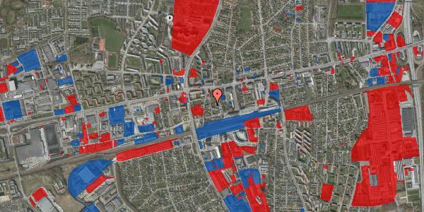 Jordforureningskort på Asylvej 17, 1. , 2600 Glostrup
