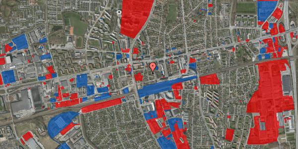 Jordforureningskort på Asylvej 19, st. , 2600 Glostrup