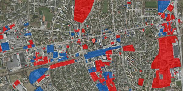 Jordforureningskort på Asylvej 21, 1. , 2600 Glostrup