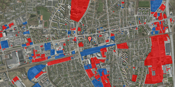 Jordforureningskort på Asylvej 23, 1. , 2600 Glostrup
