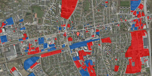 Jordforureningskort på Asylvej 25, 1. , 2600 Glostrup