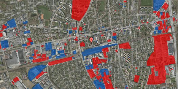 Jordforureningskort på Asylvej 31, 1. , 2600 Glostrup