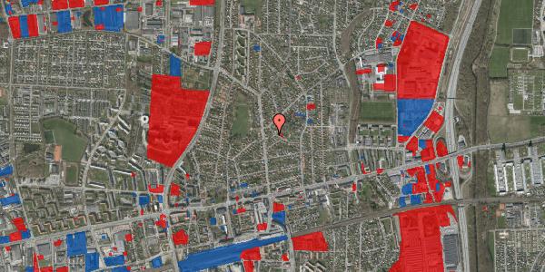 Jordforureningskort på Birke Alle 19, 2600 Glostrup