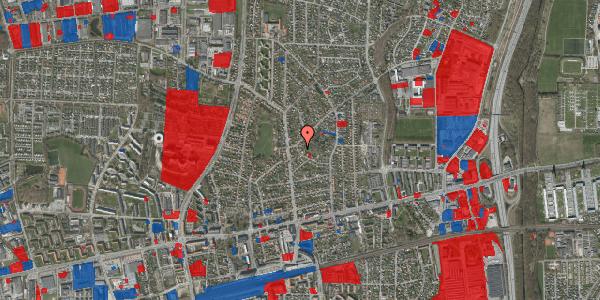 Jordforureningskort på Birke Alle 24, 2600 Glostrup