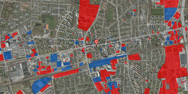 Jordforureningskort på Bryggergårdsvej 1A, 1. 4, 2600 Glostrup