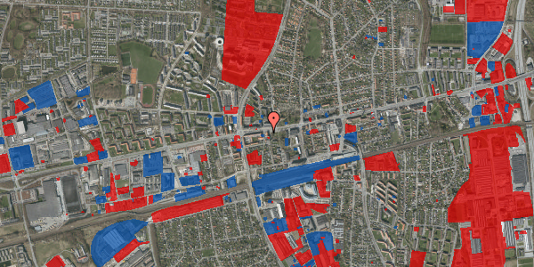 Jordforureningskort på Bryggergårdsvej 1A, 4. 17, 2600 Glostrup