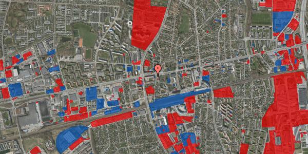 Jordforureningskort på Bryggergårdsvej 2A, 1. tv, 2600 Glostrup
