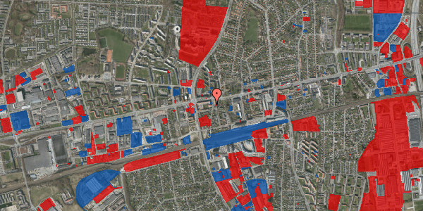 Jordforureningskort på Bryggergårdsvej 2C, 1. , 2600 Glostrup