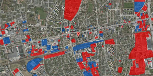 Jordforureningskort på Bryggergårdsvej 5, 2600 Glostrup