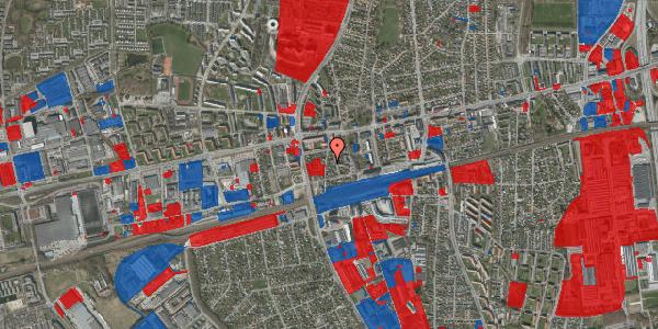 Jordforureningskort på Bryggergårdsvej 9, 2600 Glostrup