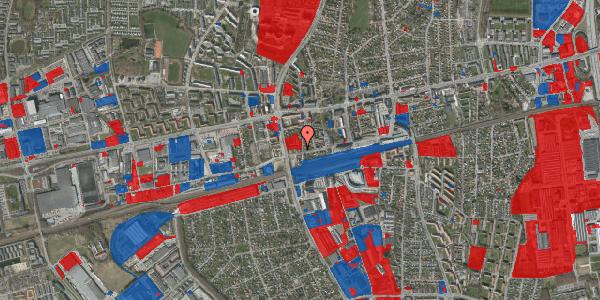 Jordforureningskort på Bryggergårdsvej 10, 2600 Glostrup