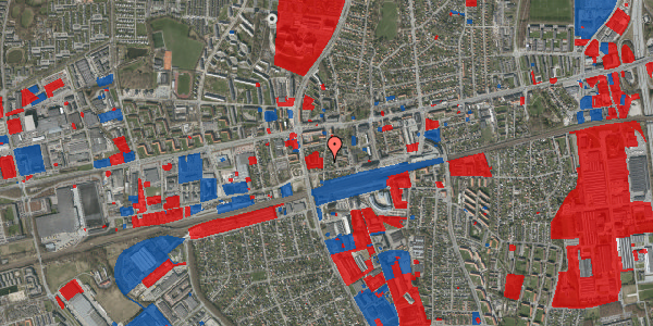 Jordforureningskort på Bryggergårdsvej 13, 2600 Glostrup