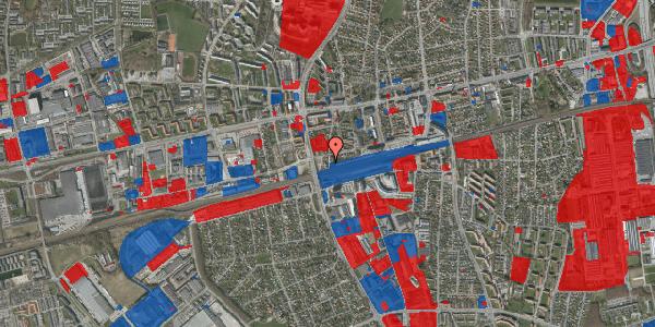 Jordforureningskort på Bryggergårdsvej 14, 2600 Glostrup