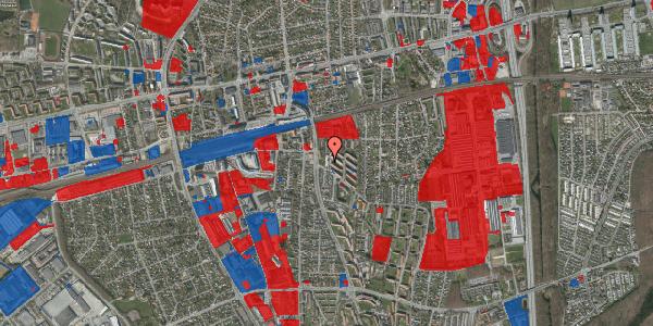 Jordforureningskort på Brøndbyvestervej 3, st. tv, 2600 Glostrup