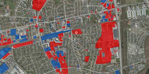 Jordforureningskort på Brøndbyvestervej 11, 2. tv, 2600 Glostrup