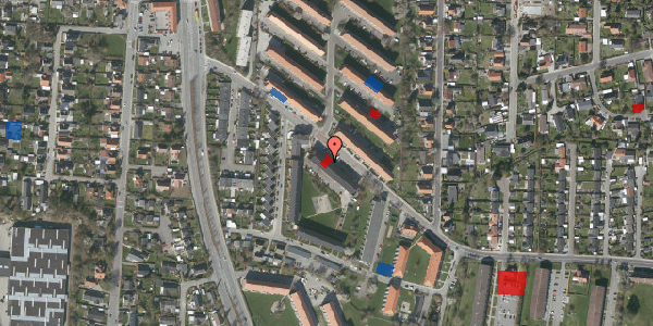 Jordforureningskort på Brøndbyvestervej 12, st. , 2600 Glostrup