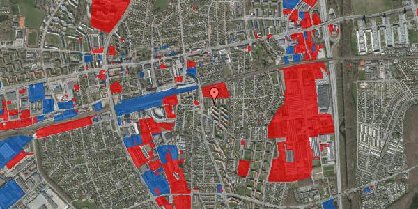 Jordforureningskort på Brøndbyvestervej 13, st. th, 2600 Glostrup