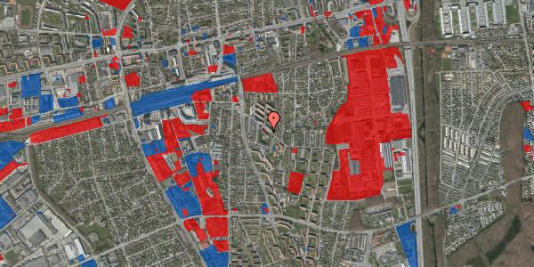 Jordforureningskort på Brøndbyvestervej 16, st. , 2600 Glostrup