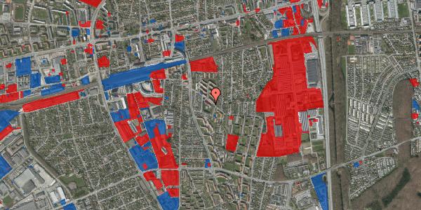 Jordforureningskort på Brøndbyvestervej 18, st. , 2600 Glostrup