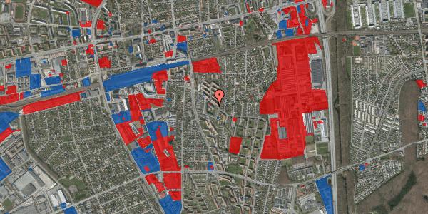 Jordforureningskort på Brøndbyvestervej 18, 1. l, 2600 Glostrup