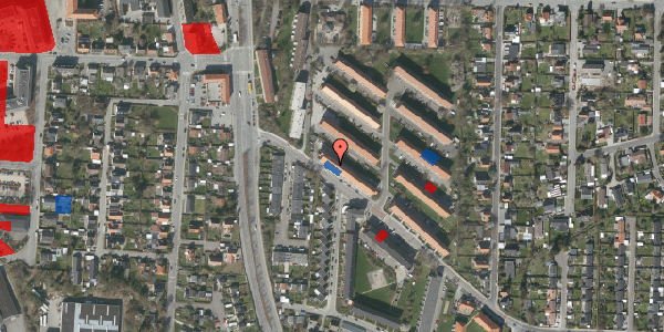 Jordforureningskort på Brøndbyvestervej 23, 1. tv, 2600 Glostrup
