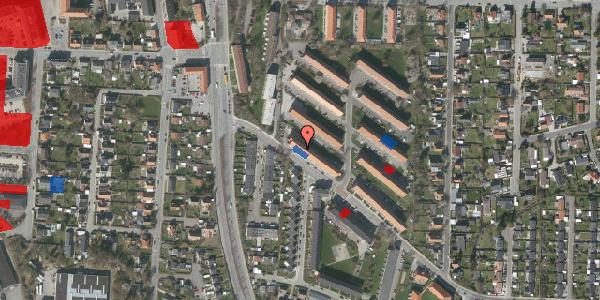 Jordforureningskort på Brøndbyvestervej 23, 2. th, 2600 Glostrup