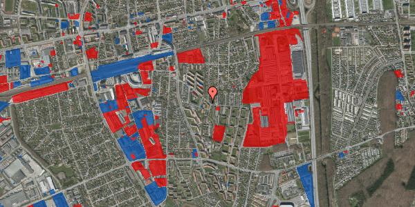 Jordforureningskort på Brøndbyvestervej 26, st. tv, 2600 Glostrup