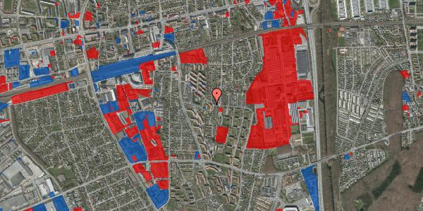 Jordforureningskort på Brøndbyvestervej 28, 1. th, 2600 Glostrup