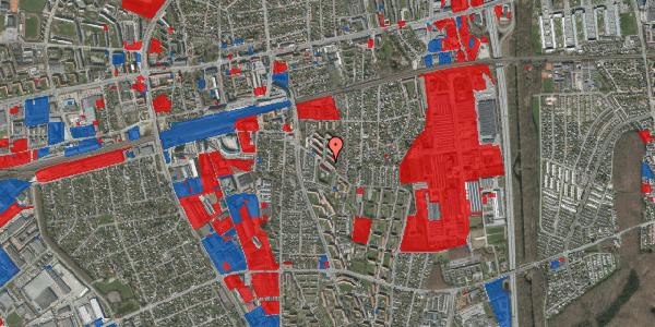 Jordforureningskort på Brøndbyvestervej 33, st. tv, 2600 Glostrup