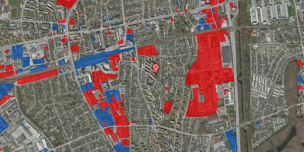 Jordforureningskort på Brøndbyvestervej 33, 1. th, 2600 Glostrup