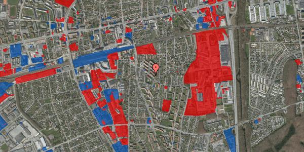 Jordforureningskort på Brøndbyvestervej 37, 1. tv, 2600 Glostrup