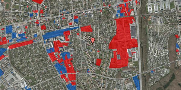 Jordforureningskort på Brøndbyvestervej 39, st. tv, 2600 Glostrup