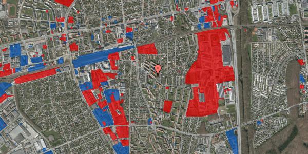 Jordforureningskort på Brøndbyvestervej 39, 1. tv, 2600 Glostrup