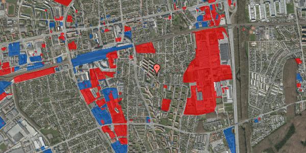 Jordforureningskort på Brøndbyvestervej 41, st. th, 2600 Glostrup