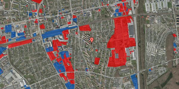 Jordforureningskort på Brøndbyvestervej 41, 2. tv, 2600 Glostrup